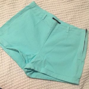 NWT Forever 21 High Waisted Shorts